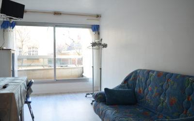 Studio Meublé avec Balcon – Avenue de Saint Ouen 75018 PARIS