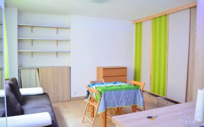 STUDIO MEUBLE – Avenue de Saint – 75017 PARIS