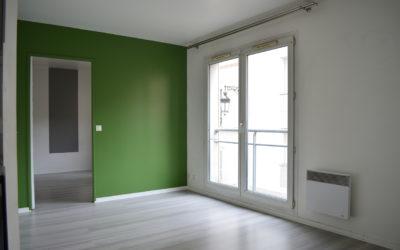 Appartement 2 Pièce – Rue Jean Jaurès – LEVALLOIS PERRET