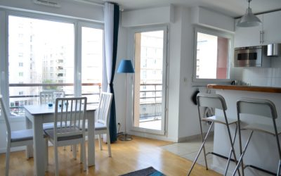 Appartement 2 Pièces MEUBLÉ – Faubourg de l'Arche – COURBEVOIE