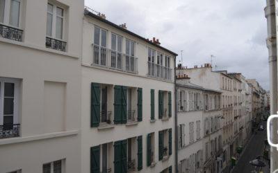 Appartement 2 Pièces MEUBLE – 75017 PARIS