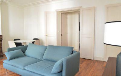Appartement Familiale 3 Pièces MEUBLE – 75017 PARIS