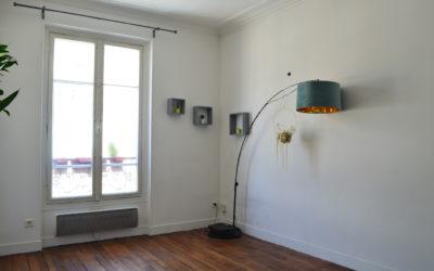 Appartement 2 pièce(s) MEUBLE Paris 75017 – Quartier des Batignolles