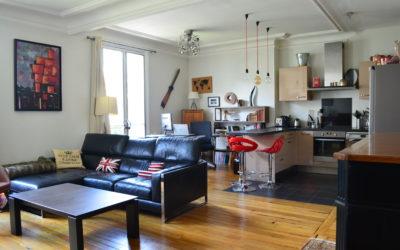 Appartement 3 Pièces MEUBLE – 75017 PARIS