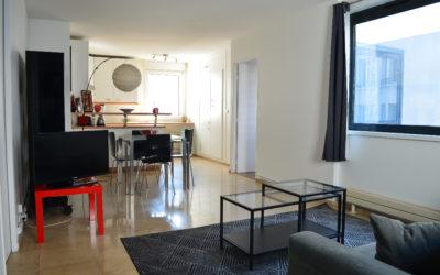Quartier Levis – Rue Tocqueville 75017 PARIS – 2 PIÈCES MEUBLE