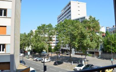 2 PIECES MEUBLE – Rue Navier 75017 PARIS